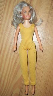Vintage 1977 Charlies Angels Jill Farrah Fawcett Doll