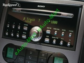 Ford Focus C Max Transit Galaxy Fusion GPS Navi Special Custom Car DVD