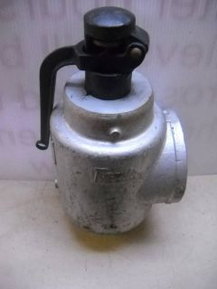 Teledyne Farris Engineering 1855 OL Relief Valve 215PSI