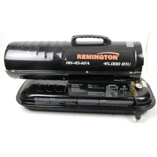 Remington 45 000 BTU Kerosene Portable Torpedo Heater