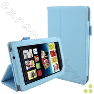 Folio Stand Case Cover for Barnes Noble Nook Color Nook Tablet