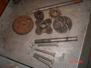 2N 8N 9N FORD TRACTOR LIVE HYDRAULIC PUMP PARTS FORD 8N 9N 2N