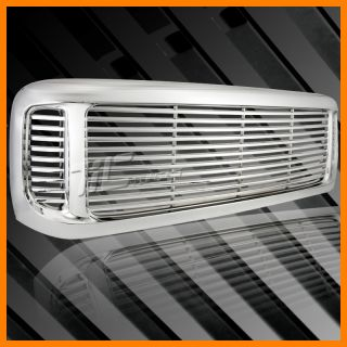 99 04 FORD F250/350 / 00 04 EXCURSION BILLET STYLE FRONT GRILLE