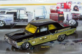 Hot Wheels 1964 Ford Fairlane Thunderbolt Mint Loose