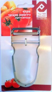 Tomato Vegetable Peeler Stainless Steel Blade Food Kitchen Utensil