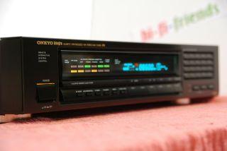 onkyo Integra T 4650◄RADIO Tuner Stereo Receiver Vintage Top