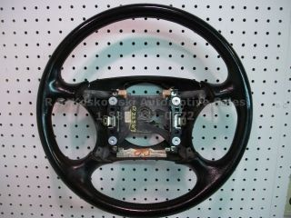 Ford Pickup Truck SUV Steering Wheel Black Vinyl Ranger Explorer