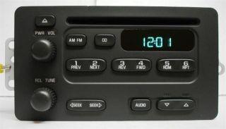 Chevy Alero 03 04 Cavalier 03 05 Malibu 03 04 CD Player Radio U1C