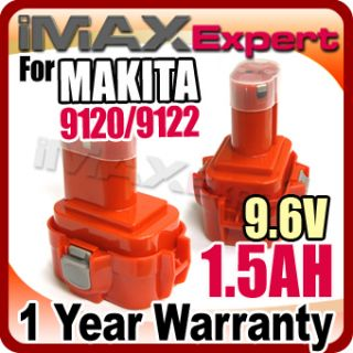 6V Battery for Makita 9120 9 6 Volt Cordless Tool