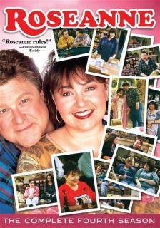 Roseanne Complete Season 4 New SEALED 3 DVD Set