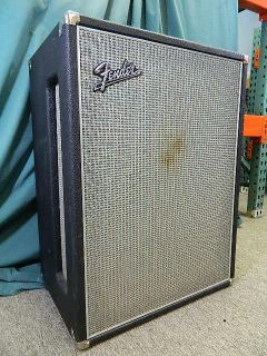 Fender Leslie Model 16 Rotary Speaker Cabinet with footswitch