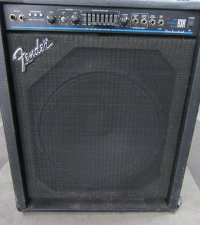 Fender BXR Bass Extended Range One Hundred PR 233 100 Watt Bass