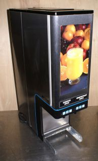 Jet Spray Cold Juice Dispenser 2 Flav Orange Juice Grapefruit