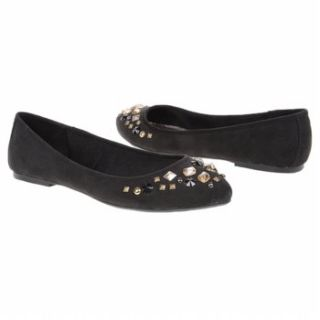 Fergalicious Black Eye Peas Women Gems Flats Shoe Sz 8