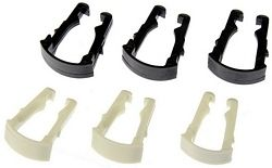 Ford and GM Fuel Line Retaining Clips Fuel Pump Quick Disconnect Clips