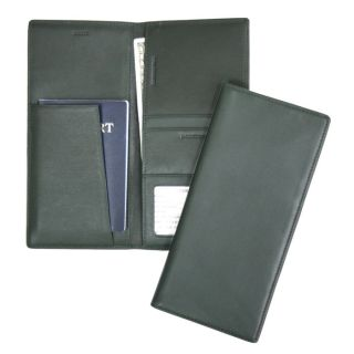 passport holders from Brookstone carry passports, airline tickets