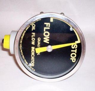 New Qualitrol Transformer Oil Flow Meter Indicator N R
