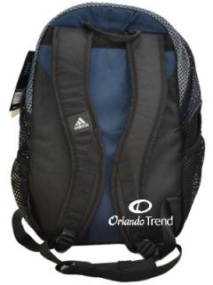 New Adidas Forman Mesh Backpack Blue Gray Mochila Maletin Rucksack Bag