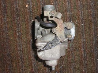 Honda Fourtrax TRX 200SX 1986 TRX200SX Carburetor Carb Parts