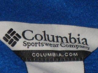 New Columbia Florida Gator Fleece Jacket Womens Sz LRG