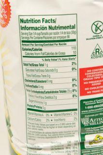Mexican Maseca Instant Corn Tortilla Masa Flour Mix 4.4 Lb (2 Kg)