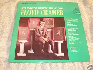 Floyd Cramer Hits from Country Hall of Fame St LP NM