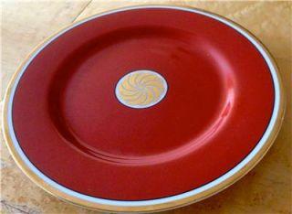 Fitz Floyd Medallion Dor 1979 Salad Plate