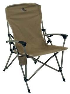 Leisure Chair Portable Folding Camping Hunting Furniture