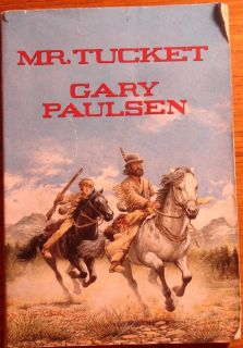 Mr Tucket Gary Paulsen 1995 SC Oregon Trail Pawnee Francis Books