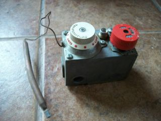 HONEYWELL RV CAMPER Heater Fireplace Gas Valve with Thermostat Pilot
