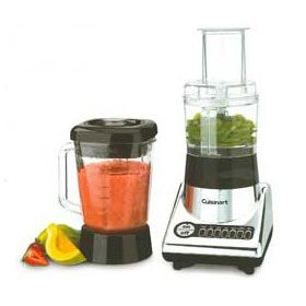 bfp 10CH Powerblend Duet™ Blender Food Processor New