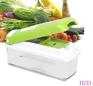 Food Fruit Nicer Dicer Slicer Kitchen Tools Cutter Plus Chop Peeler