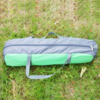 Two Person Four Season Portable Camping Folding Tent Green C785