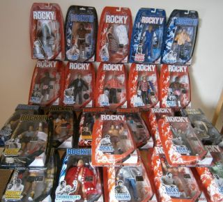 Jakks Pacific Rocky Action Figure Choose Your Figure
