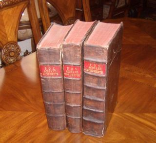 1641 Foxes Acts and Monuments 3 Volume The Book of Martyrs