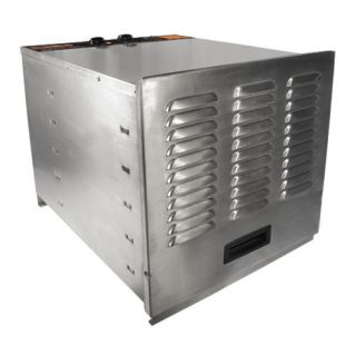 Weston Stainless Steel Food Dehydrator 74 1001 W