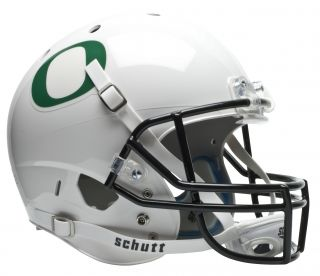 Oregon Ducks Schutt Air XP Replica Football Helmet White