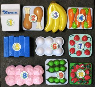 Shopping Cart Replacement Food Items Your Choice Free SHIP