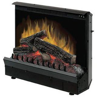 DFI2309 23 Electric Fireplace Insert 1375W 120V 4692 BTUs w Fan