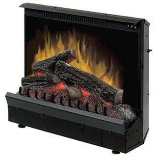 DFI2309 23 Electric Fireplace Insert 1375W 120V 4692 BTUs w Fan