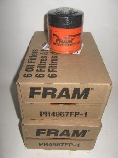 Fram PH4967 Car Truck Mower ATV Oil Filter Case 12