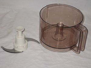 La Machine ll Machine 2 Bottom Bowl Chopping Blade Food Processor Part
