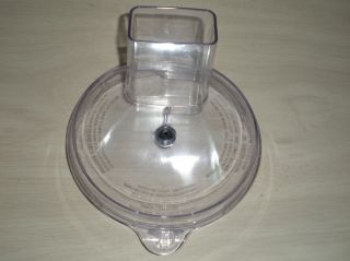 Hamilton Beach 70760 Food Processor Part Lid Cover