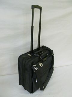 FORAY TRAVEL BAG LAPTOP COMPUTER BAG SUITCASE LUGGAGE CASE WITH WHEELS