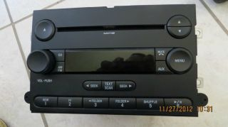 Ford Car Stereo DZU7A manufactured 2006