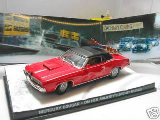Mercury Cougar Ford Majesty UH 1 43 James Bond 007