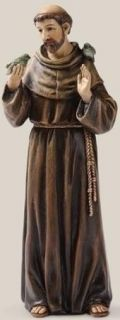 St. Francis Catholic Statue Devotional Figurine