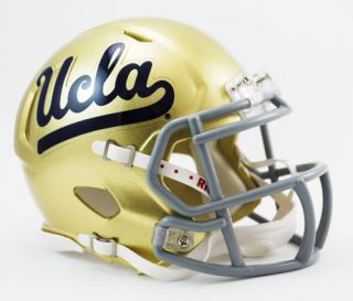 UCLA Bruins NCAA Revolution Speed Mini Football Helmet