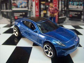 11 Matchbox 11 Fisker Karma Mint Car Loose 1 64 Scale