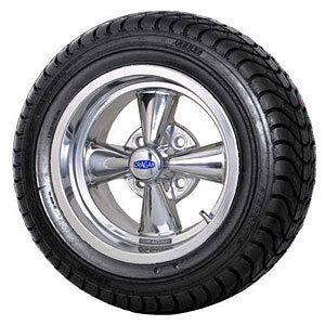 Ford Think Neighbor Cragar Wheels Rims Tires Custom 12